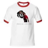 2017 Summer New Brand Derrick Rose T Shirts Casual Men Plus Size Raglan Sleeve T Shirt