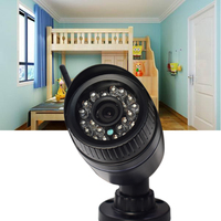 Seven Promise Hd 1080 Ip Camera 2 0MP Wifi Motion Detection Outdoor Waterproof Mini Card Black