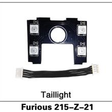 Original Walkera Furious 250 Spare Parts Furious 215-Z-21 Taillight for Furious