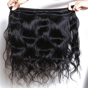Image 5 - Ali Sky Hair Peruvian Body Wave 3 Bundles with Closure Pre Plucked Hairline 5x5 Closure with Bundles Weave Remy Hair Extensions