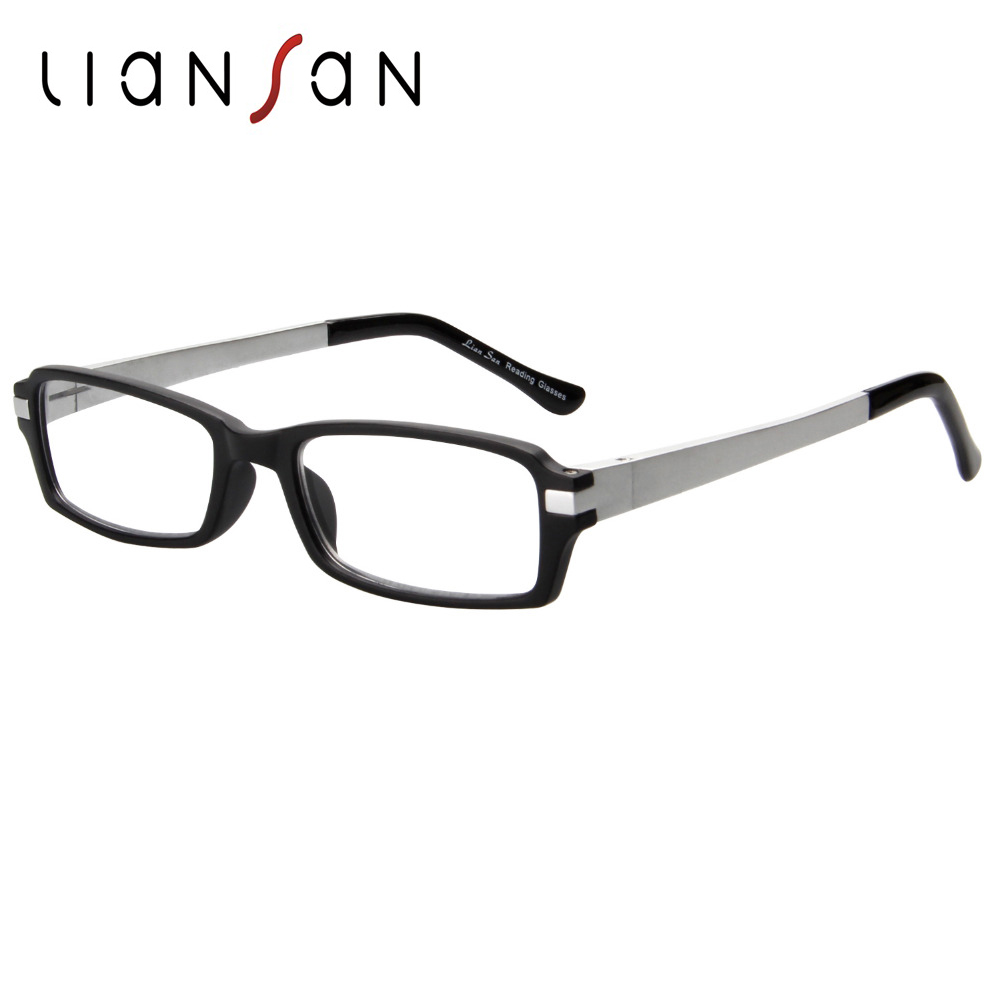 62285fae9b LianSan Vintage Retro Reading Glasses Women Men Luxury Brand Designer  Hyperopia Presbyopic Eyeglasses Light Plastic Frame L6701