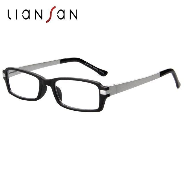 8d4ebac654a LianSan Vintage Retro Reading Glasses Women Men Luxury Brand Designer  Hyperopia Presbyopic Eyeglasses Light Plastic Frame L6701