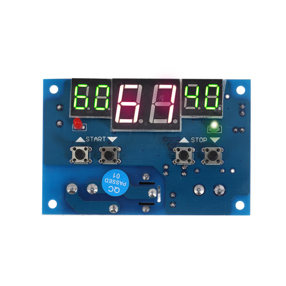 12V Digital Thermometer Thermostat Temperature Controller Heating Cooling Control stazione meteo termometro digitale thermometre