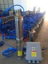 Воды солнечный насос 3 года гарантии солнечные насосы для скважин сделано в китае