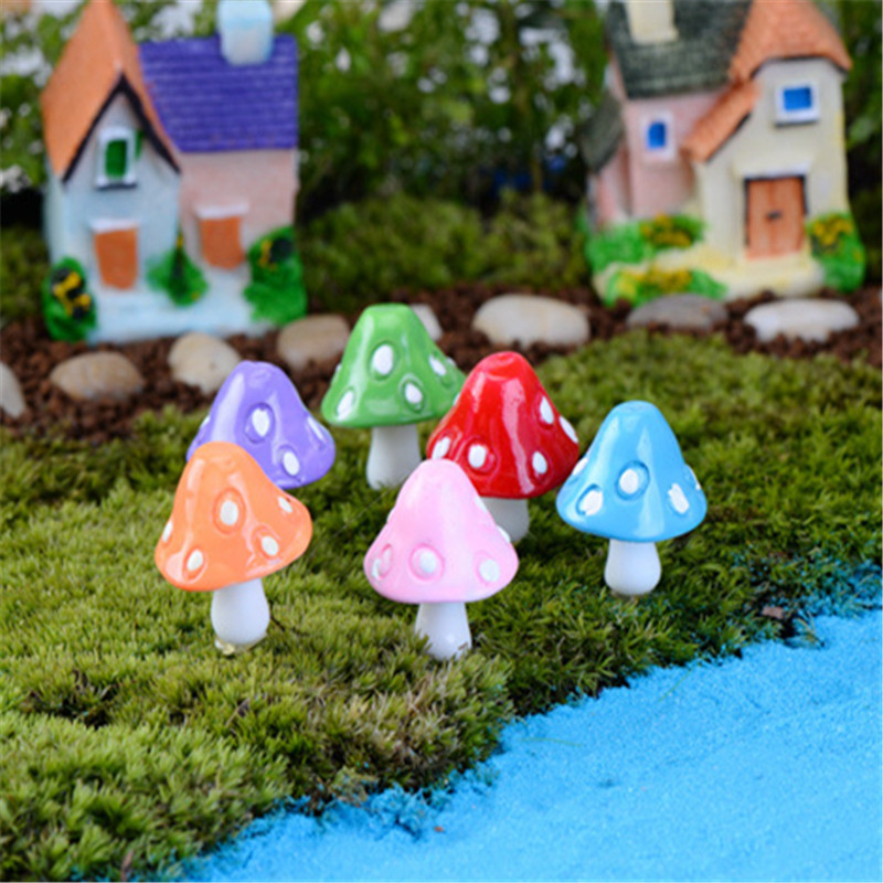 large garden mushroom decorations  garden.xcyyxh, Garden idea