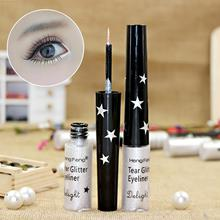 Liquid Eye Shadow Glitter Paint Line Shimmer Glitter Eyeshadow Eyes Highlighter Makeup Y2
