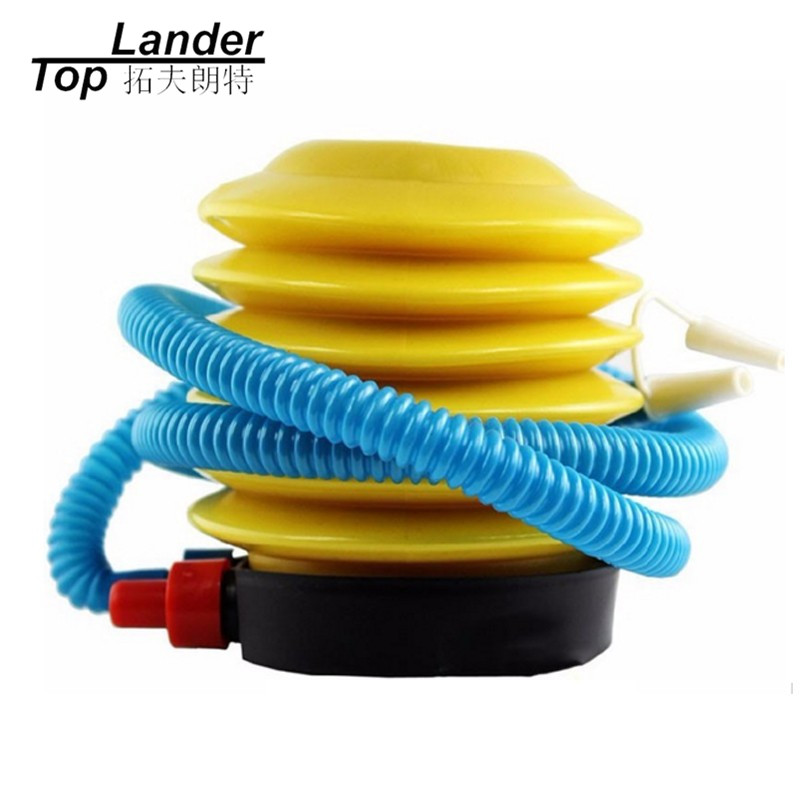 Balloon Pump Inflator Party Supplies Foot Yoga Ball Air Pumps Swimming Ring Mattress Inf ...