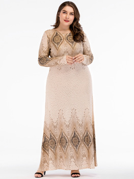 Plus Size Maxi Cardigan | Muslim Abaya Knitted Maxi Dress Cardigan Loose Plus Size Kimono Long Robe Gowns Jubah Moroccan Middle East Arab Islamic Clothing
