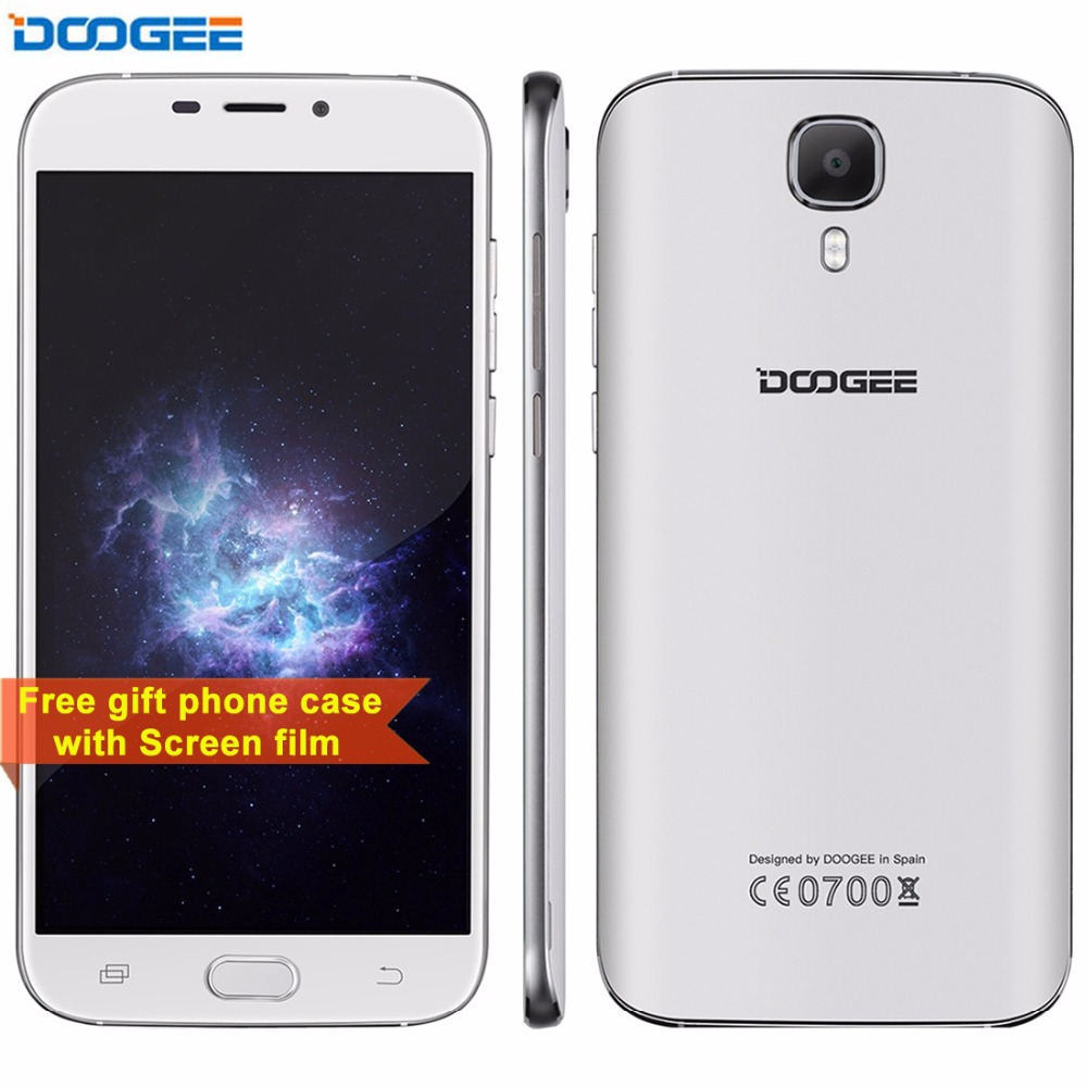 4G LTE DOOGEE X9 Pro 2GB 16GB DTouch Fingerprint 5 5 inch 2 5D Android 6