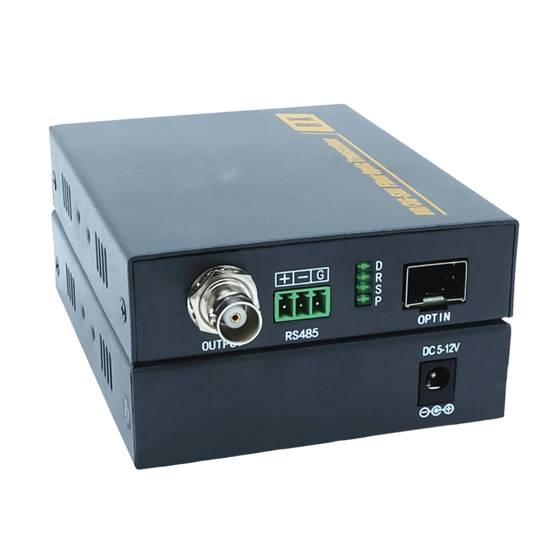 PW-STF501G HD Video SDI Optical HD / 3G-SDI To Fiber Optic Extender Transceiver Industrial Transmission 20KM