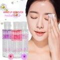 Água Removedor de Maquiagem profissional Make Up Spray de Fixação Rosto Olho Lábios Maquiagem Óleo de Limpeza Demaquilante Borracha Limpador 100 ml