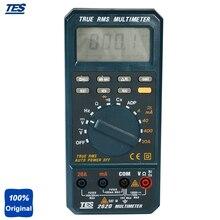 Buy online TES-2620 Portable Digital True RMS Multimeter