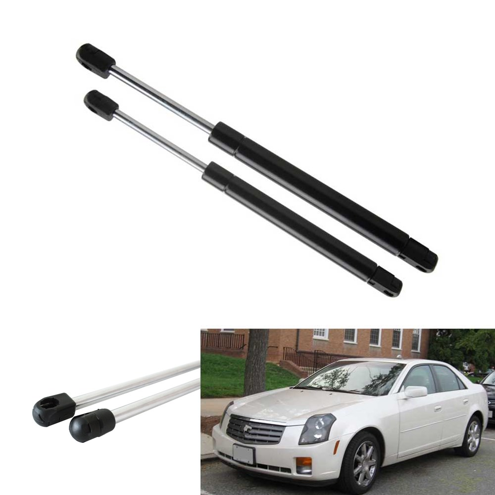 2pcs auto tailgate trunk lift supports shock gas struts for cadillac cts 2004 2007