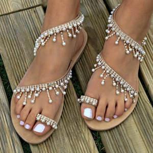 d14f28ffd405 SIKETU luxury rhinestone women sandals lady shoes 2018