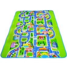 imiwei Baby Play Mat City Mat Children Carpet Kids Toys Developing Rug Children Rugs Baby Toys Kids Rug  Carpets For Children