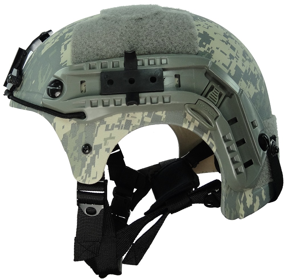 2018 New IBH Airsoft Tactical Helmet Military Casco Fiber Reinforced Plastics For CS Wargame Head Protective Hunting Accessories