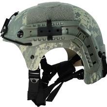Tactical-Helmet Casco-Fiber Airsoft Head-Protective Hunting-Accessories for CS Wargame