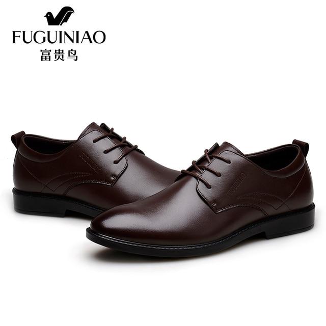 Robe d'affaires chaussures pour hommes chaussures décontractées Q6Rymz7E3