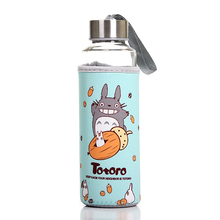 My Neighbor Totoro Glass Bottle