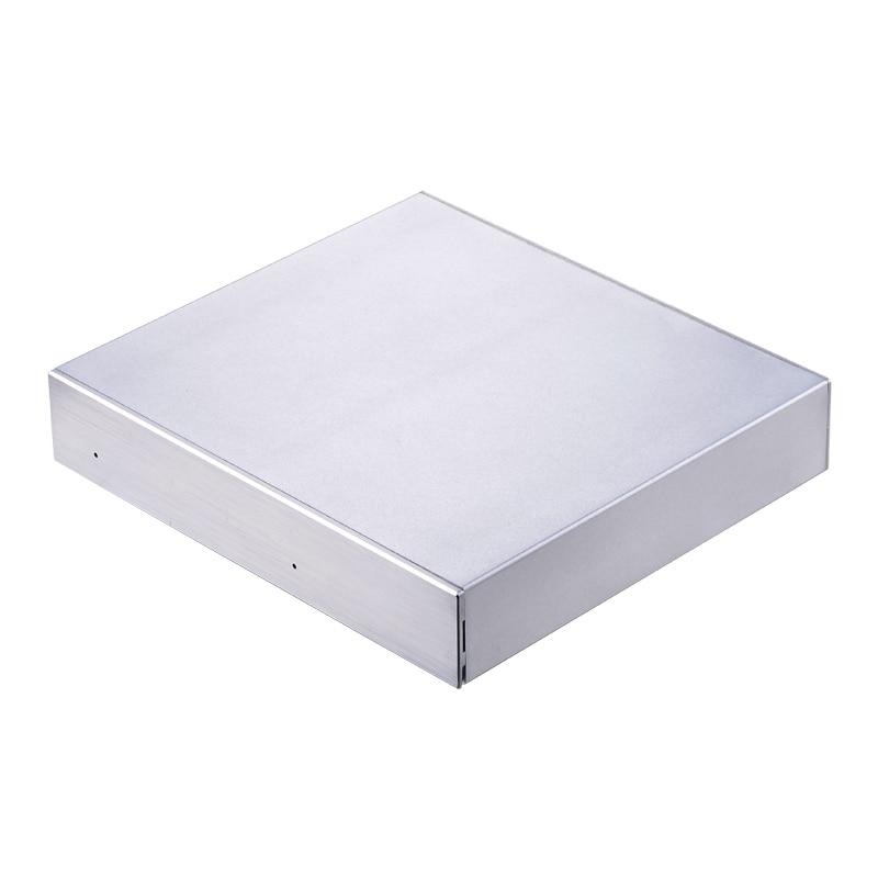 Uneatop UT62200U3MS 2-Bay 2.5 inch SATA Aluminum External HDD/SSD Enclosure Silver Type USB3.0 Micro / eSATA