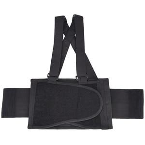 Image 5 - Ceinture de soutien lombaire pour hommes, pour douleur du dos, levage lourd, protecteur de travail, attelle lombaire, correcteur de Posture, Y002