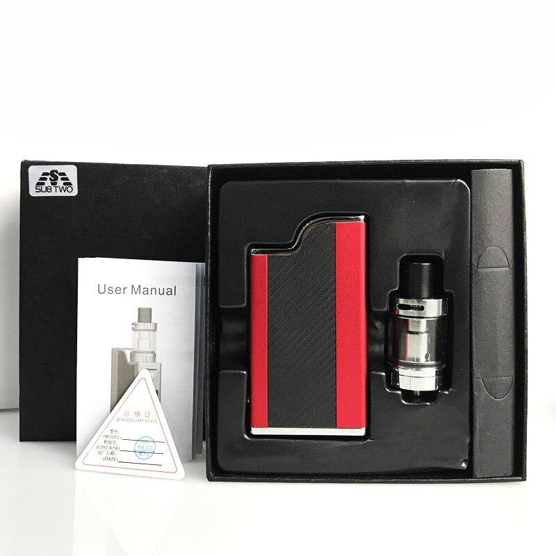 Electronic-Cigarette-150w-Box-Mod-kit-1500mAh-build-in-battery-with-2-0ml-Tank-huge-Vape
