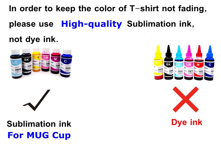 High-quality A4 size Ceramic sublimation paper and glass heat transfer  paper for mug & cup paper
