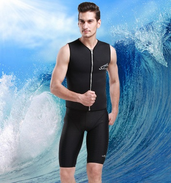 4e540c6d00 Women Neoprene 3MM Wetsuit Jacket Short Sleeve Super Stretch Elastic  Surfing Wetsuit Tops Scuba Surfing Rah Guard Swim Jackets-in Rash Guard  from Sports ...
