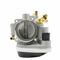 New 52mm Throttle Body Assembly For CHEVROLET CRUZE OPEL ASTRA VAUXHALL EOS 5825259 93190367 408238022003Z 55560398
