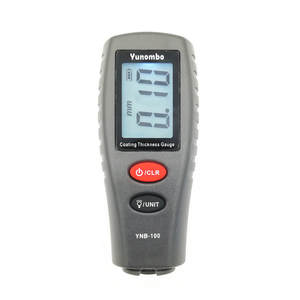 Yunombo Meter Coating-Thickness-Gauge Digital with English-Russia Manual