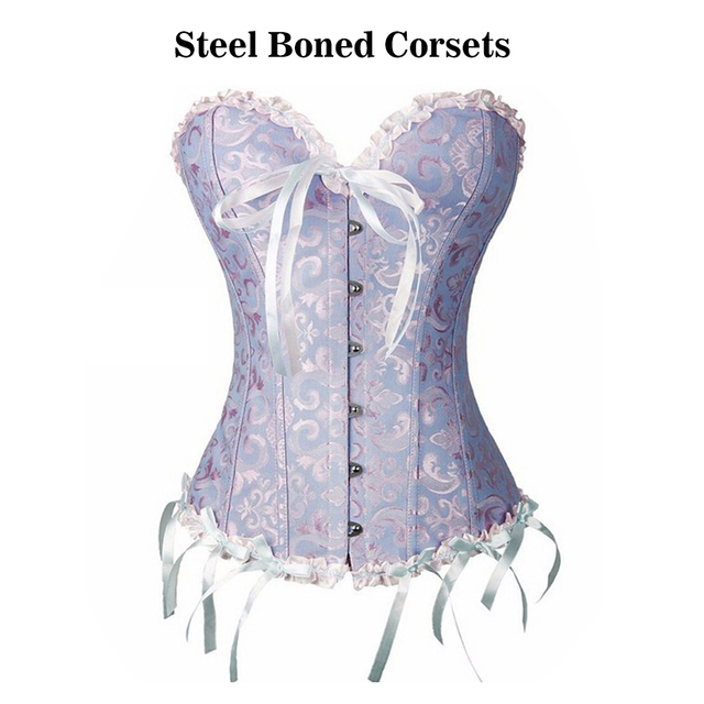 1233bb9a8f new arrival waist trainer corsets sexy steel boned corsets plus size 6xl xs  women waist trainers strapless corset bodysuit