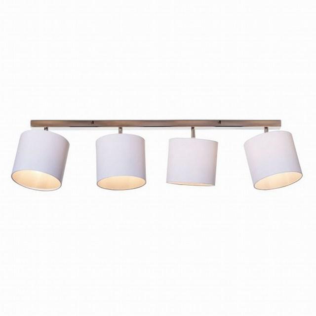 G9 New Design Modern White Shade Lustre LED Ceiling Lights Lamp Fixtures Adjustable Head For Bedroom
