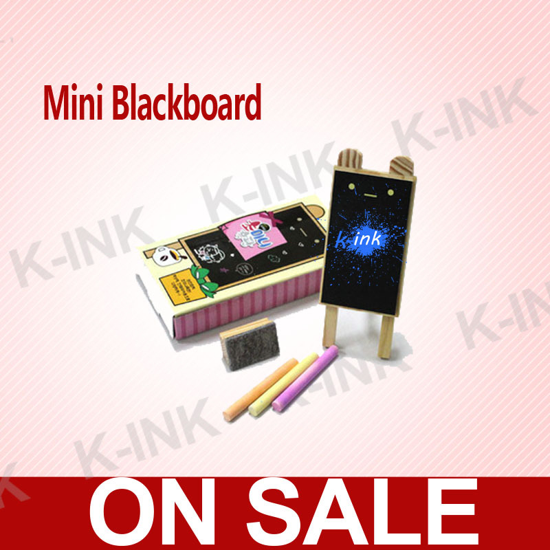 Mini Blackboard For Children To Paint , For Daily Notes , Small Message Memo Note Blackboard