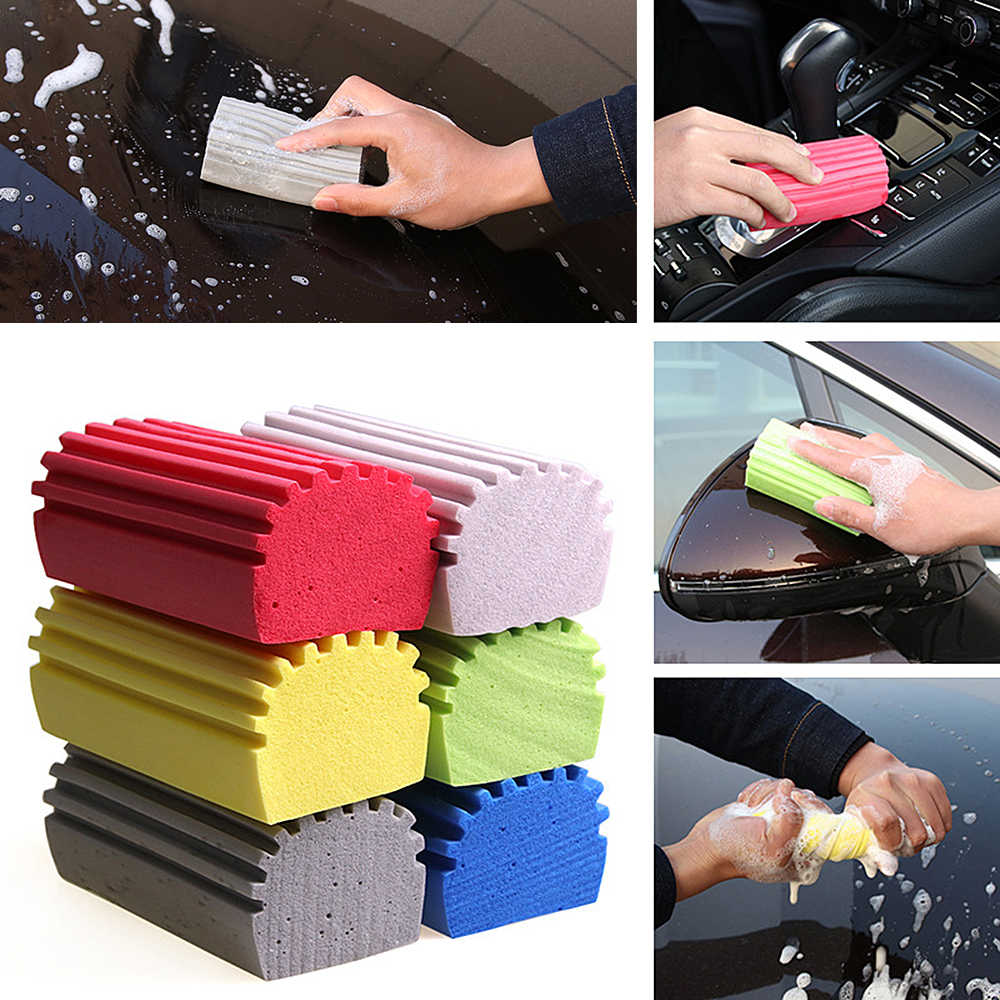 Multifunctional Strong Water Absorption PVA Sponge Car Wash Sponge Wiper