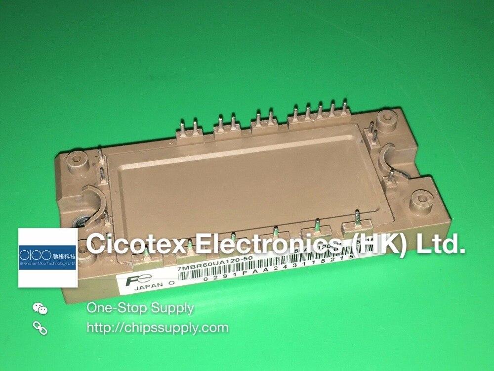 7MBR50UA120 7MBR50UA120-50 1200V 50A PIM IGBT MODULE igbt transistors 1200v 15a field stop trench igbt 50 pieces