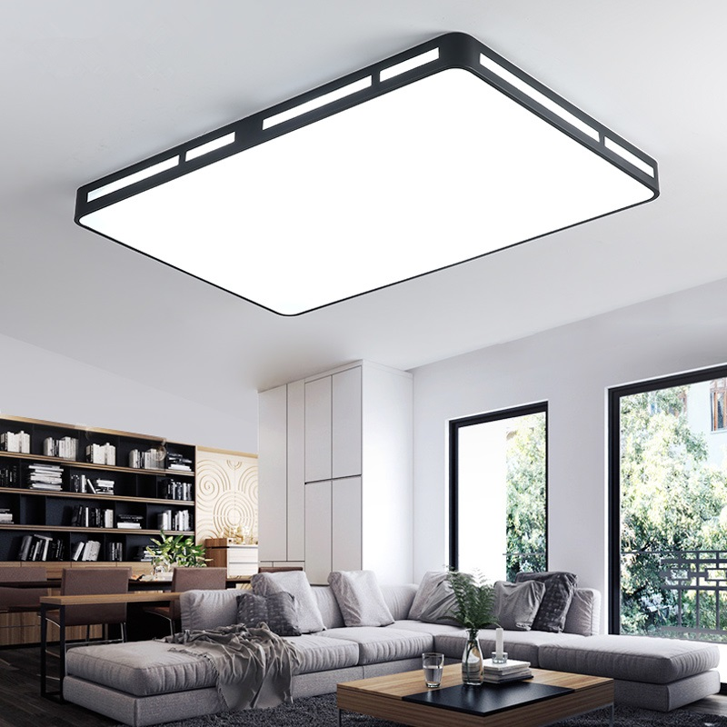 US $98.0 20% OFF|Modern LED Ceiling lights living room Ceiling lighting  bedroom Ceiling lamps children room fixtures illumination home  luminaires-in ...