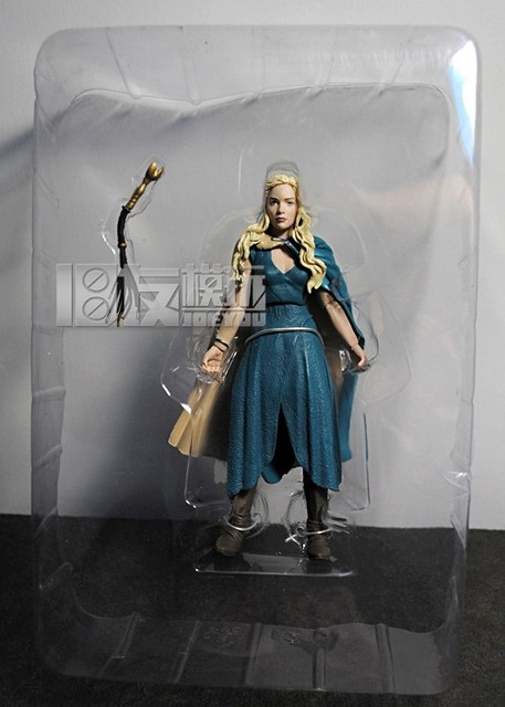 Game of Thrones Daenerys Targaryen 15CM High Classic Movable Action Figure Toys