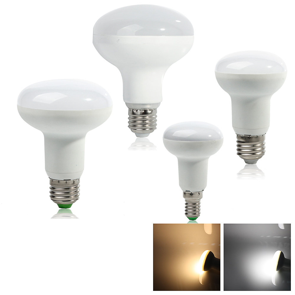Fashion design R50 R63 R80 R90 7W/10W/14W/15W E27 Cool White/Warm White AC85~265V dimmable Umbrella LED Bulb Lamp mitsubishi 100% mds r v1 80 mds r v1 80