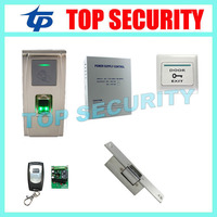 Waterproof Access Control Reader MA300 TCP IP Biometric Fingerprint And RFID Card Door Access Control System