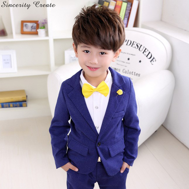 Suits Prom Wedding Suits Kids Big Wedding Suit For Boys Formal Wear ...
