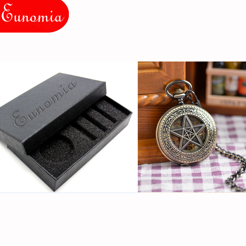 engraved pocket watches promotion shop for promotional engraved men new cooper engraved star mechanical pocket watch antique pattern skeleton pocket watch long chain box gift pw142