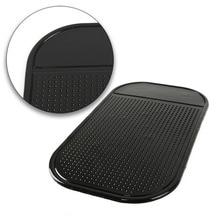 Силиконовый Противоскользящий коврик для автомобиля, Противоскользящий коврик с слюнявчиком для мобильного телефона, липкий коврик, держатель gps, нескользящий коврик