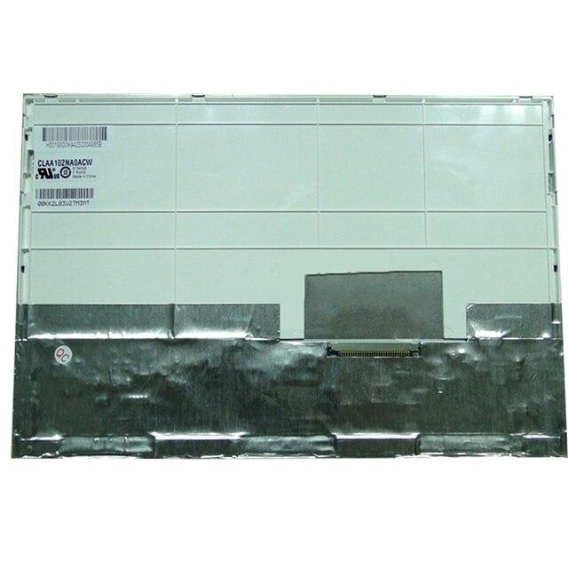 10.2 inch lcd matrix CLAA102NA0ACG CLAA102NA0ACW CLAA102NA0DCW  FOR samsung NC10 ND10 notebook screen display 1024*600 30 pin