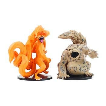 Figura de Kurama y Shukaku de Naruto (11cm) Figuras de Naruto Merchandising de Naruto