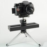 Pocket Small Slider,Rail Retractable Video Track Slider Dolly 20cm Actual Sliding Distance for Canon Nikon Sonys Camera