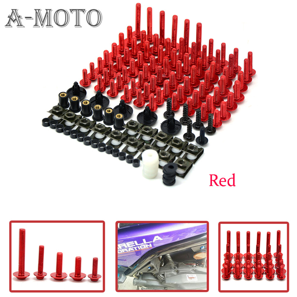one set motorcycle accessories custom fairing screw bolt windscreen screw FOR YAMAHA TMAX 500 TMAX530 FZ1 FAZER06-13 FZ6 10 pieces 6mm motorcycle fairing body screws for honda cr 250 f4i vfr800 cbr1100xx suzuki bandit 600 gsr 750 yamaha tmax 530