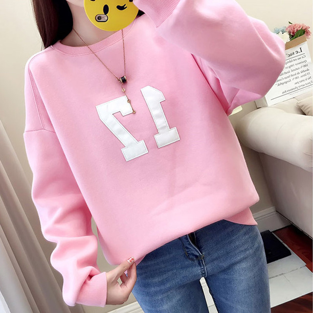 d7e72ae70 Aliexpress.com   Buy Printed Female Autumn Sweatshirt Fashion ...