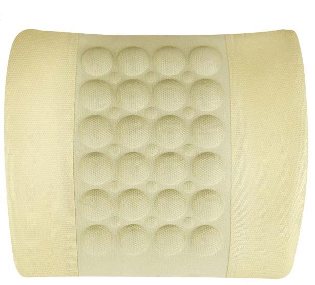 Soporte eléctrico del coche almohadilla de masaje apoyo lumbar - Accesorios de interior de coche - foto 2