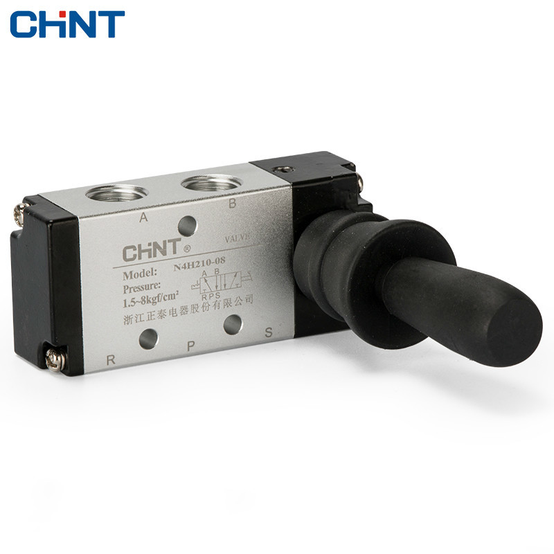 CHINT Handle Valve Manual Pneumatic Switch Two Bit Five Pass