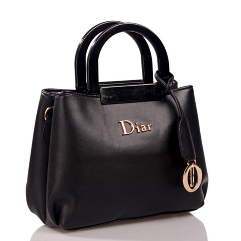 New 2017 Fashion Women Shoulder Bag Female PU Leather Casual Shoulder Bag Brand Designer Handbag High Quality ladies Folding bag